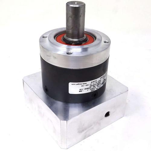 Planetary Gearbox EMGA-80-P-G3-SAS-100 Neugart IP54 85Nm