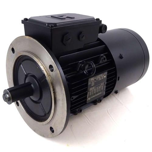 3ph AC Motor 4750193 Leroy-Somer LSMV100LR 2.2KW 4P B5 230/400VAC IE2