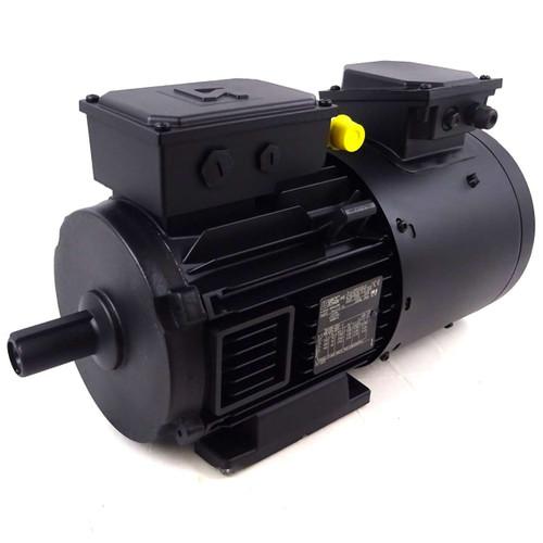 3ph AC Motor 4750230 Leroy-Somer LSMV100LG 3KW 4P B3 230/400VAC IE2