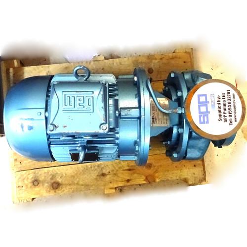 Pump KM04D SPP 2900rpm 7.5kW 380V  *New*