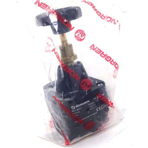 Pressure Regulator 11-818-993 Norgren G1/4 0.07-4bar No Gauge