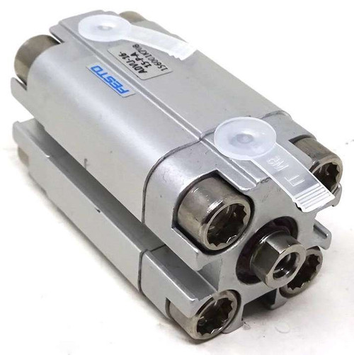Compact Cylinder ADVU-16-15-P-A Festo 16mm x 15mm Double Acting *New*