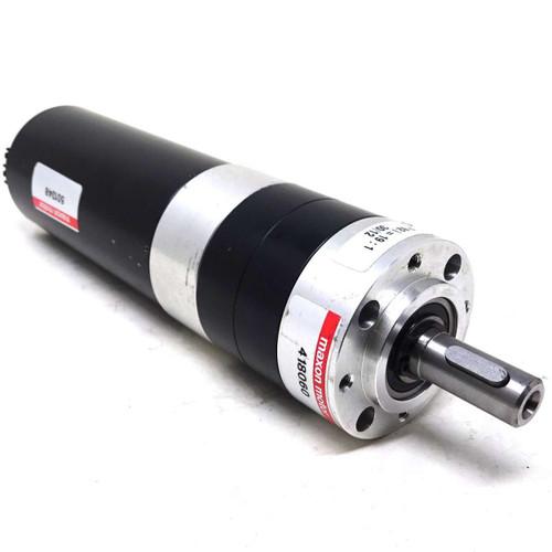 DC Geared Motor 501348-416060 Maxon Motor *New*