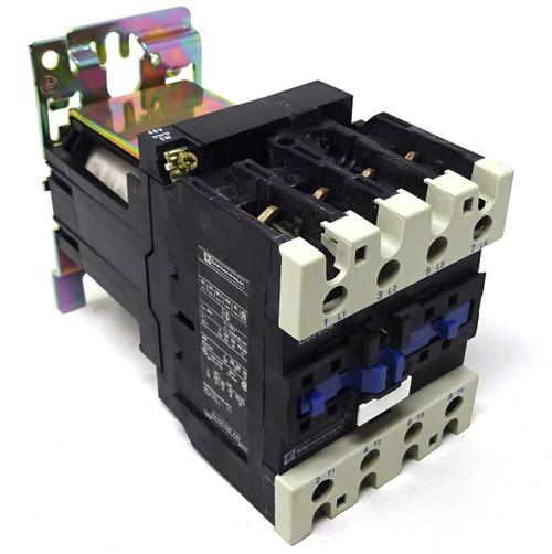 4P Contactor LP1D65004EW Telemecanique 30kW 48VDC *New*
