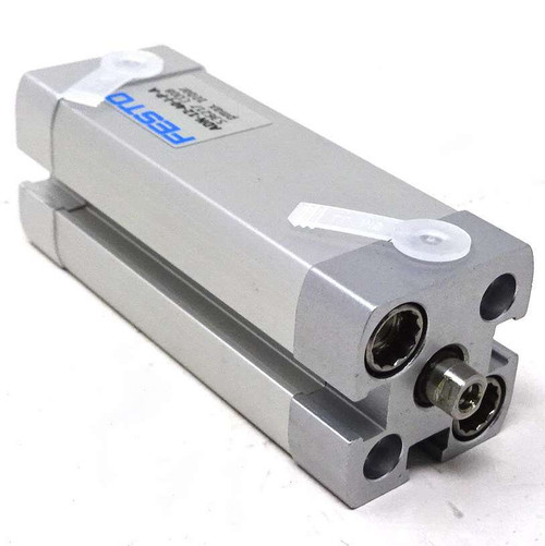 Compact Cylinder AND-12-40-I-P-A Festo 12mm x 40mm M5 Double Acting 536217 *New*