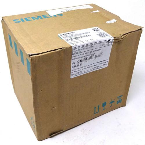 1ph Inverter Drive 6SL3210-5BB21-5AV0 Siemens 1.5kW 200-240VAC*New*