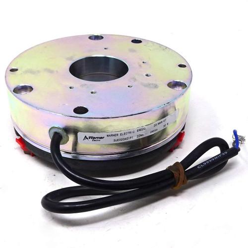 Electromagnetic Brake 5UE020A01P1 Warner ERD20 20Nm 24VDC 30W