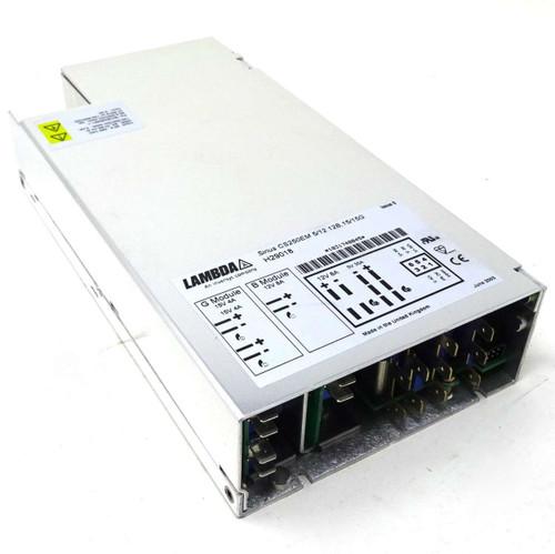 Power Supply CS250EI-5/12/12B Lambda 5/12VDC