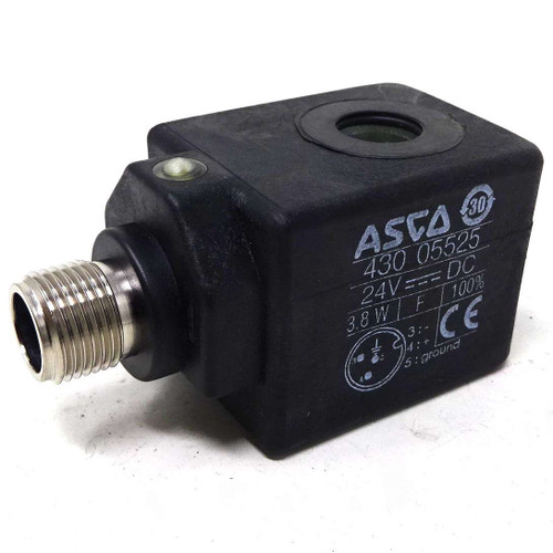 Coil 43005525 ASCO 24VDC 3.8W *New*