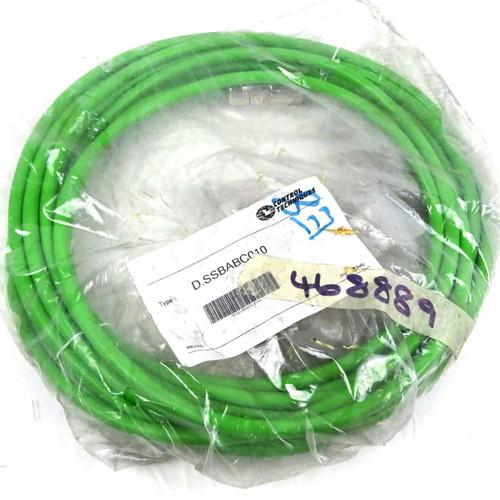 Servo Cable D.SSBABC010 Control Techniques