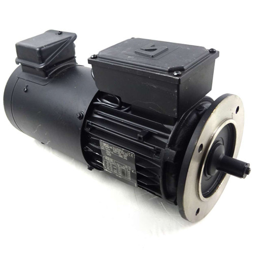 3ph AC Motor LSMV80LG Leroy-Somer  0.75KW B5 4P (Flange Mounted) IE2 1445rpm IE2 *New*