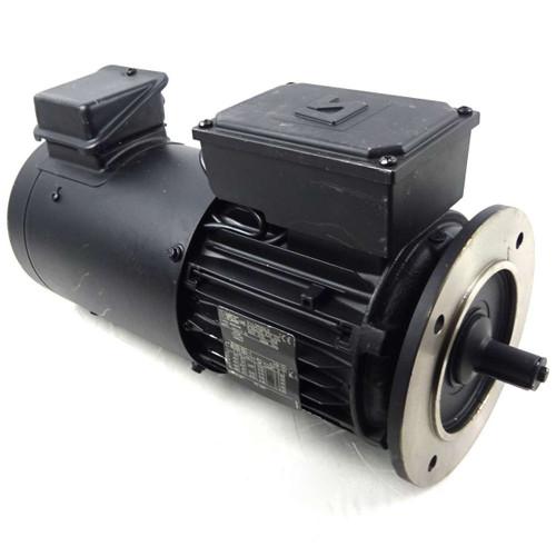 3ph AC Motor LSMV80LG Leroy-Somer  0.75KW B5 4P (Flange Mounted) IE2 1445rpm IE2 *New*