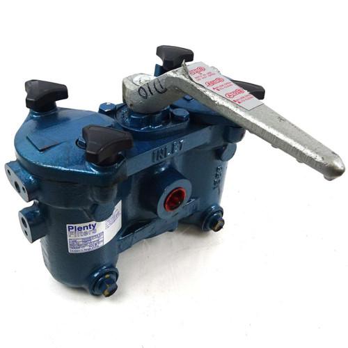 Dual Filter OWWB-075S-BSP Plenty Filters Water Body  *New*