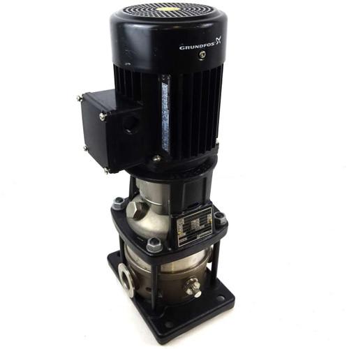 Vertical Multi-Stage Pump CRMS-4-A-CA-I-V-HQQV Grundfos 2873RPM 0.370kW 24.1m max 50Hz 16.9m *New*