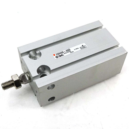 Compact Cylinder CDU20-25D SMC 20mm x 25mm Double Acting