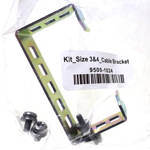 Cable Bracket 9500-1024 Control Techniques Kit Size 3 & 4