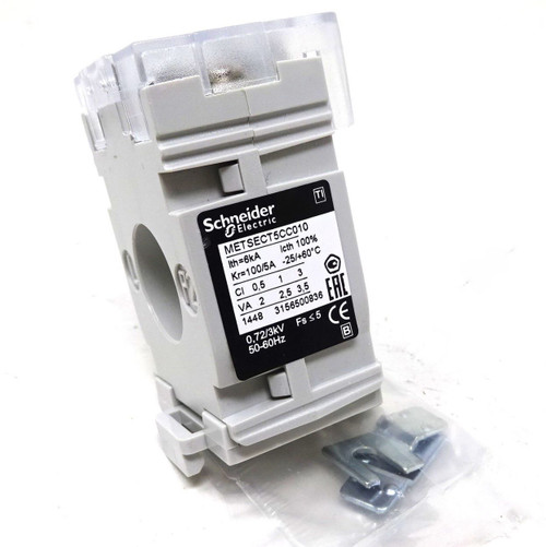 Current Transformer METSECT5CC010 Schneider 100:5
