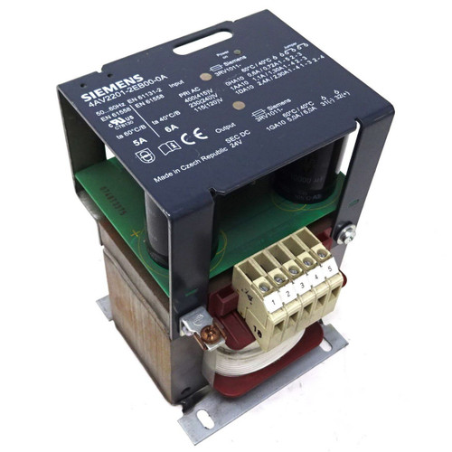 Power Supply 4AV2201-2EB00-0A Siemens 0.6A / 0.72A *New*