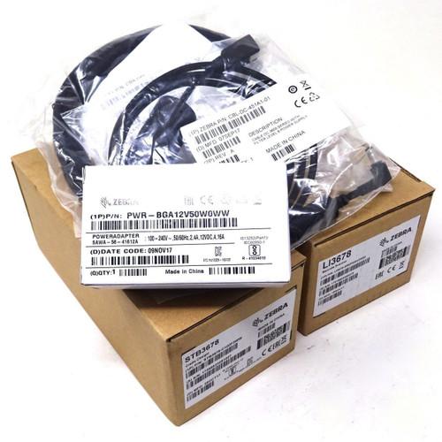 Barcode Scanner LI3678-SR3U42A0S1W Zebra