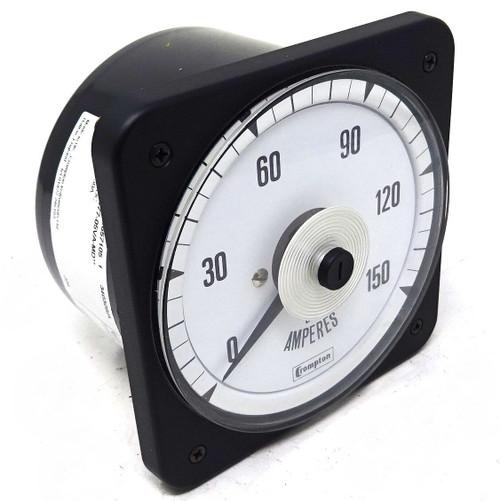 Analogue Meter Relay - Ammeter 077-05VA-MB** Brook Crompton 0-150A