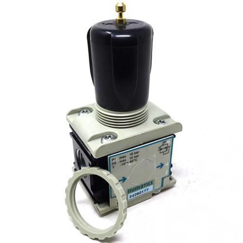 Regulator 34260177 ASCO Modulair Fluid G1/2 112 5400l/min