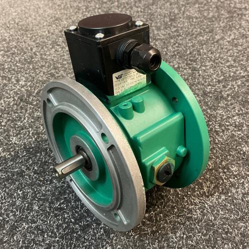 Modular Brake Unit VSTD071B5LS for IEC Standard Induction Motor 7Nm IP66 220V - 500V Locking Screw