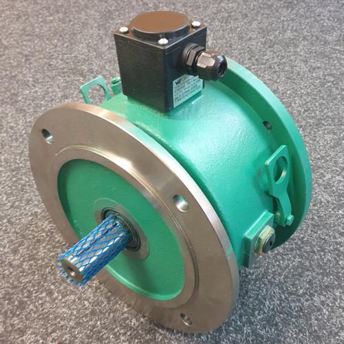 Modular Brake Unit VSTD100B5LS for IEC Standard Induction Motor 40Nm IP66 220V - 500V Locking Screw