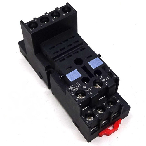 Relay Socket RXZE2M114 Schneider 940424