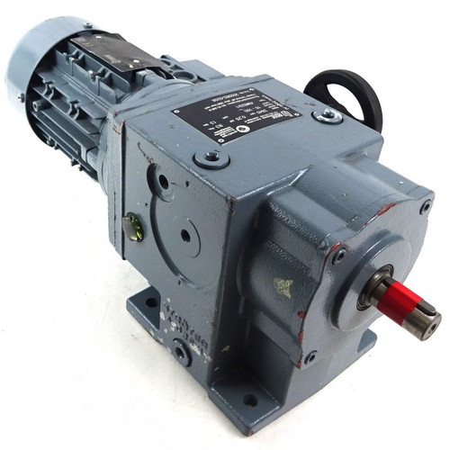 Geared Motor 1683004 + 202002-0258 Bege AM025/1 5AZ 63B-2 *New*