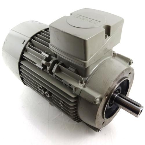 IE3 3Ph AC Motor 1LE1003-1AB42-2KA4 Siemens 100L 2.2kW 4-Pole B14 Face Mount *New*