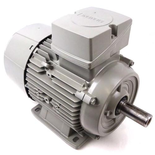 IE3 3Ph AC Motor 1LE1001-1AB42-2AA4 Siemens 100L 2.2kW 4-Pole B3 Foot Mount *New*