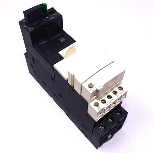 Advanced Motor Starter LUB12 Schneider 5.5kW 12A max