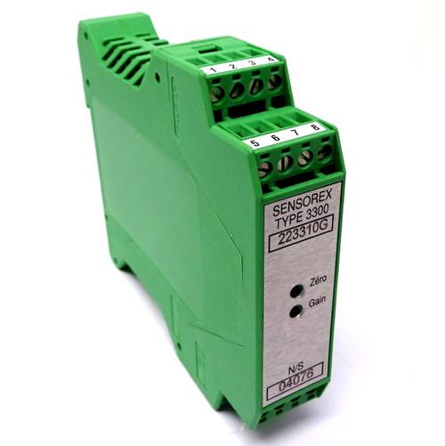 Relay 690223310G Sensorex Type 3300 223310G