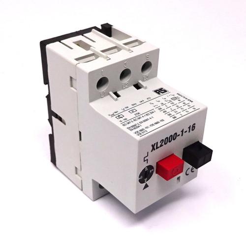3P Circuit Breaker XL2000-1-16 Iskra Mis DD RS 10-16A 210A