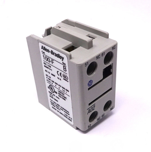 Auxiliary Contact 100-FA02 Allen-Bradley 2NC