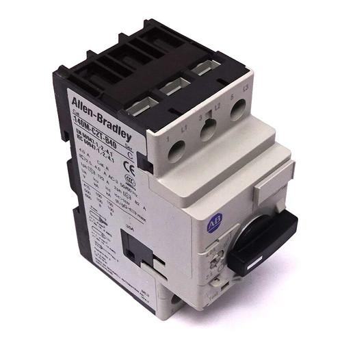 Motor Circuit Breaker 140M-C2T-B40 Allen-Bradley 2.5-4.0A