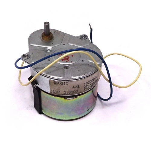 Geared Motor 82-334-5-SPO-17 Crouzet 3.5W 230VAC