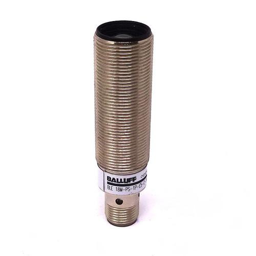 Photoelectric Sensor BLE18M-PS-1P-E5-C-S4 Balluff 10-30VDC 200mA Sn: 16m *New*