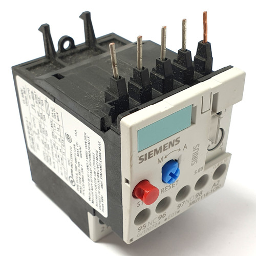 Overload Relay 3RU1116-1CB0 Siemens 1.8-2.5A *Fitted*