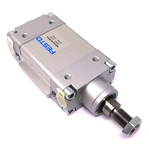 Flat Cylinder DZH-50-25-PPV-A Festo 50mm x 25mm 10bar *New*
