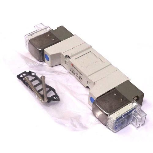 5/2 Solenoid Valve SY3240-5LOZ-Q SMC 24VDC 0.1-0.7MPa