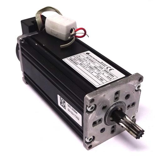 Stepper  Motor BG-65X50-CI Axxa 3065rpm 24V 5.4A *Used*