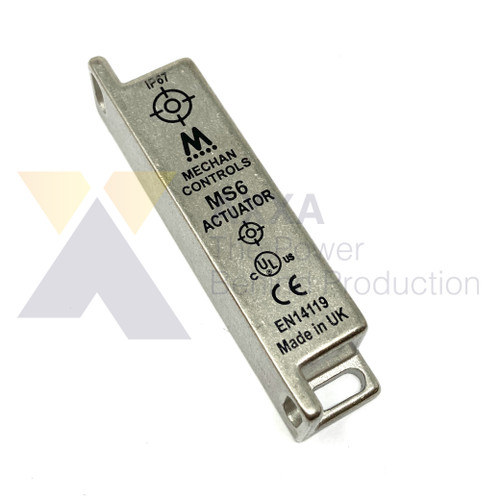 Mechan Controls - MS6-SS-ACT, Actuator Only for Magnetic Safety Switch, Stainless Steel 316