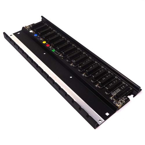 Backplane Rack BCS-NX9002 Beijer 16-slots *Used*