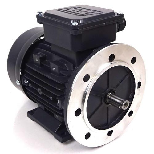 3Ph Motor 0.3743TECAB35-MS-712-4 TEC 1370rpm 0.37kW 1.11A