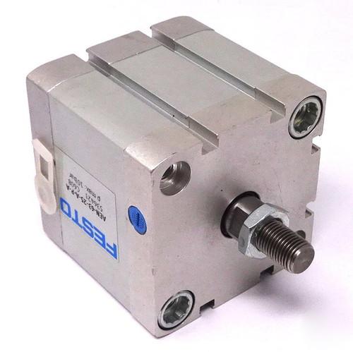Compact Cylinder AEN-63-25-A-P-A Festo 63mm x 25mm 10bar *New*