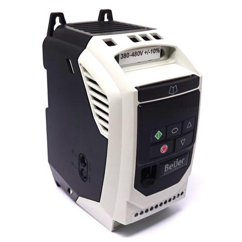 3ph Inverter Drive BFI-E3-14-0041-3F12 Beijer 380-480VAC 4.1A 1.5kW