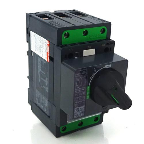 3P Circuit Breaker GV4P115S Schneider 115A 100kA