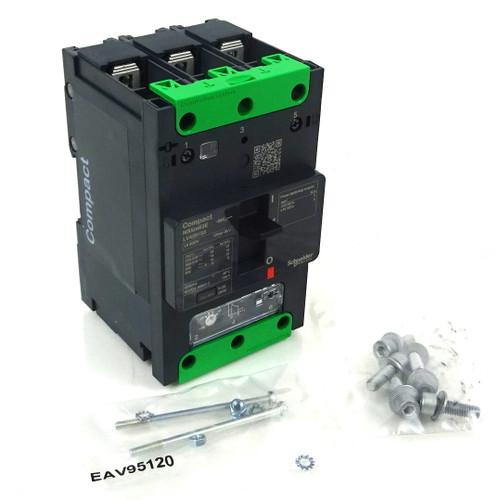 3P Circuit Breaker LV426153 Schneider 415VAC 40A 16kA