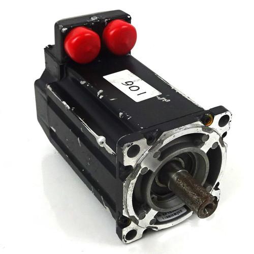 AC Servo Motor MPL-B430P-MJ22AA Allen-Bradley 5000rpm 6.55Nm 2.4kW 9.2A *Tested*